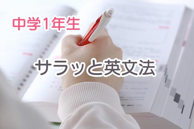 中学1年生で習う英語の文法一覧まとめ!イラストを使って ...