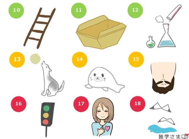 英単語・練習・確認問題2-2